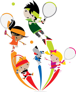 LTA-Mini-Tennis-Gang_Flying